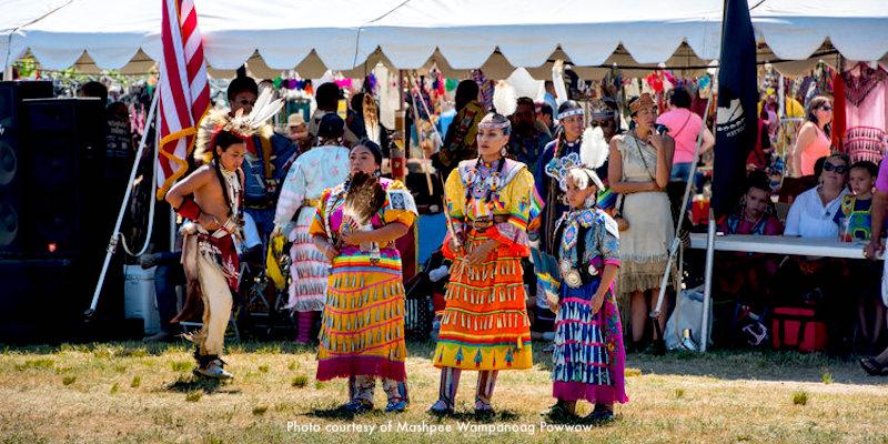 Mashpee Wampanoag Powwow